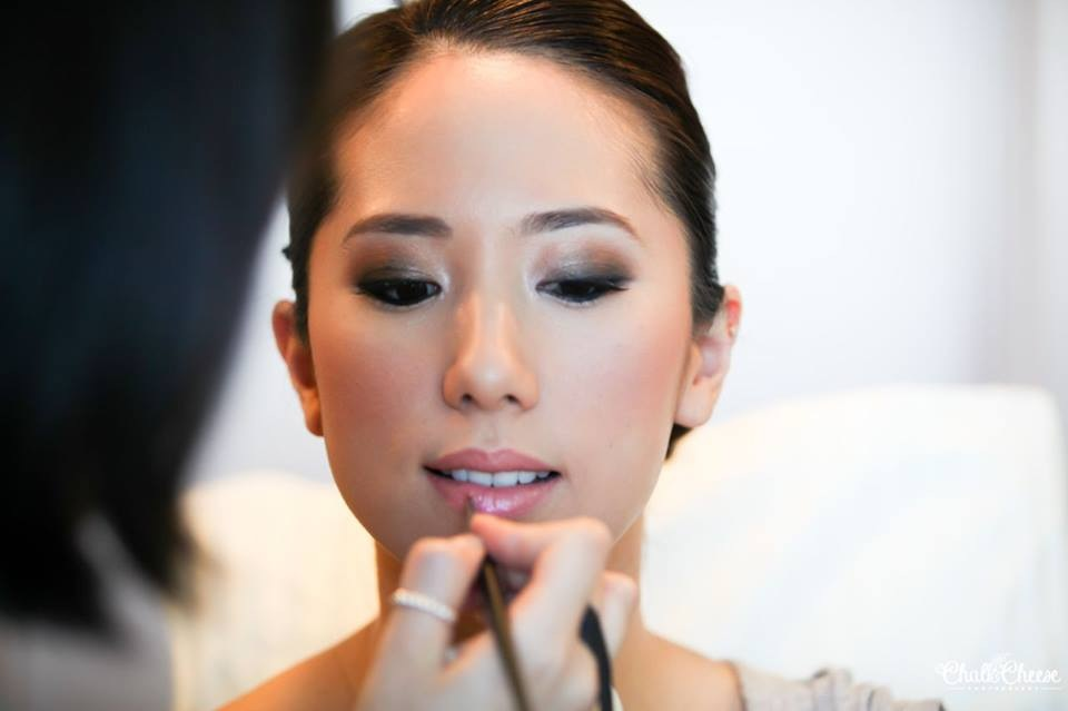 Beach Wedding Makeup Asian : Asian - Mijung - Asian Wedding Makeup Sydney